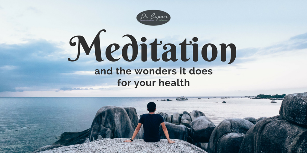 Meditation And The Wonders It Does For Your Health
