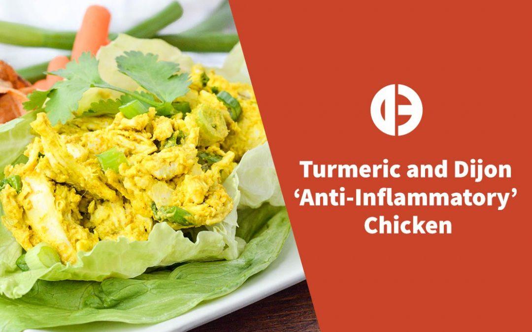 Turmeric and Dijon 'Anti-Inflammatory' Chicken