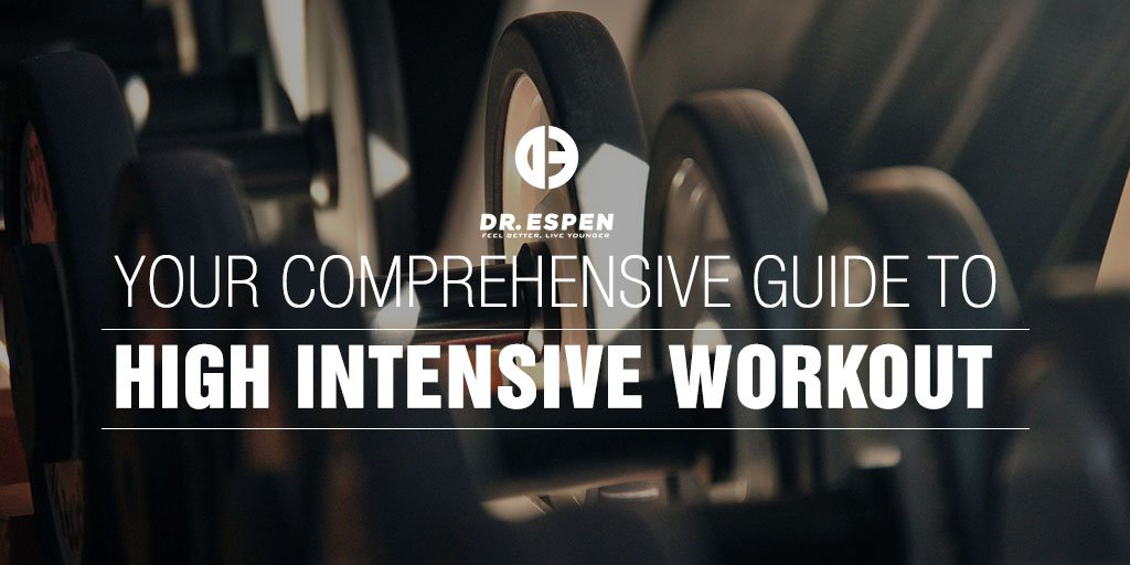 Your Comprehensive Guide to High Intensive Workout