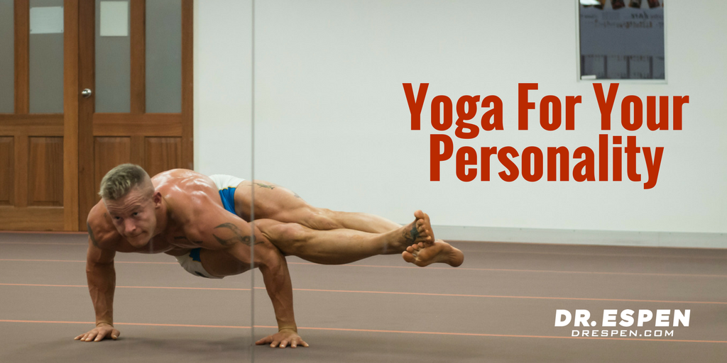 Yoga For Your Personality?