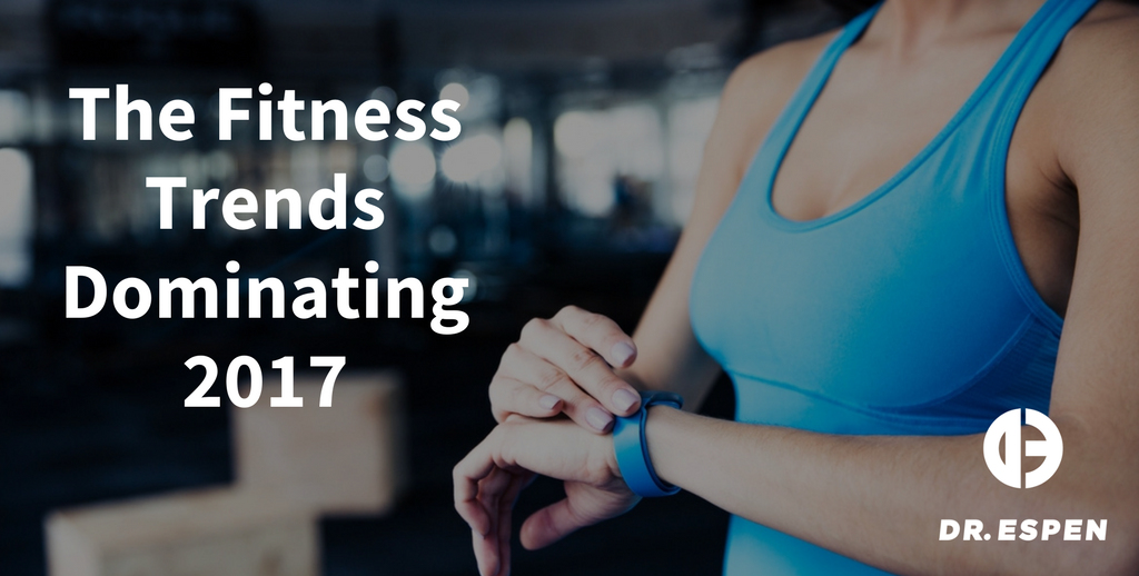 The Fitness Trends Dominating 2017